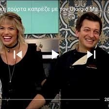 GIORGIO KRITI TV 2